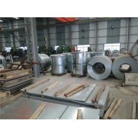 Cheap Hot Dipped Galvanized Steel Coils / GI Steel Coil Customized EN10143 for sale