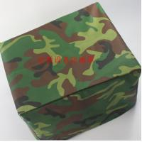 Cheap 600D Oxford Waterproof Equipment Covers / Camouflage Machine Cover for sale