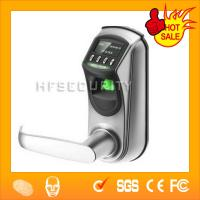China Small Size Pincode Biometric Security Door Lock System(HF-LA601) on sale
