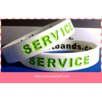 Cheap Most popular  silicone bracelets custom silicone arm band for sale