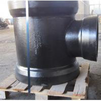 Cheap Ductile iron pipe fittings ISO2531 EN545 for sale