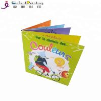 Cheap OEM Print On Demand Book Printing Small Board Books For Toddlers for sale