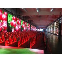 Cheap Full Color SMD3528 Led Video Wall Screen , Fixed Installation Led Display for sale