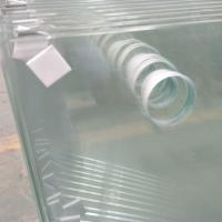 Quality Jumbo Size Low Iron starfire ultra clear Tempered Safety Glass for commercial wholesale