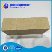 Cheap Ceramic Firing Kiln Refractory Silica Brick For Coke Oven , Acid Resistant silica brick wholesale