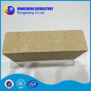 Cheap Ceramic Firing Kiln Refractory Coke Oven Brick , Acid Resistant Bricks For Glass Kiln for sale