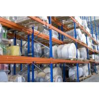 Cheap Heavy duty warehouse steel pallet racking system for sale