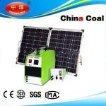 Cheap china coal pv portable solar generator for sale