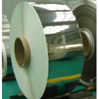 Buy cheap 2B BA bright SUS201 cold rolled stainless steel strip with 0.3-1.0mm thicknessfo from wholesalers
