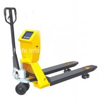Cheap Low Profile Hand Pallet Truck With 55mm And 36mm Min Lifting Height PTM10L for sale