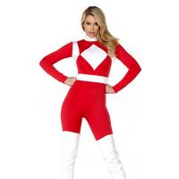 Cheap Forceful Sexy Superhero Costume Wholesale with Size S to XXL Available for sale
