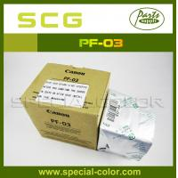 China Original PF-03 Printhead For Canon IPF Printers on sale
