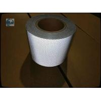 Buy cheap Sign High Intensity Reflective Sheeting , White Reflective Film Plastic Backing from wholesalers