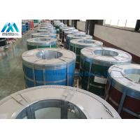 China JIS G 3302 / ASTM A924 Color Coated Steel Sheet Roll Of Aluminum Coil ISO Certificate on sale