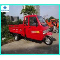 China cargo tricycle with cabin/new chinese car gasoline/cargo tricycle with cabin on sale