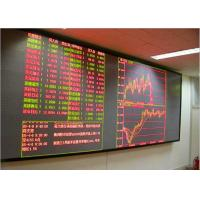 Cheap P3 Indoor Fixed Installation LED Video Walls HD LED Display for Stock Exchange wholesale