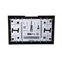 Cheap 4x high resolution test chart for cctv camera 2000 lines for sale