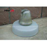 IEC Standard Disk Type Insulator , Post Type Insulator For Electrical Power Lines