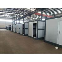 China Custom Expandable Container House / Fold Out Container House Corrosion Resistance on sale