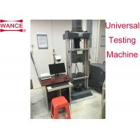 Cheap Strand Steel Wire Tensile Testing Machine With Extra Long Jaw Face ASTM A416 Standard for sale