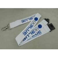 Cheap Bottle Holder Personalized Lanyards Printing Polyester Key Chain Customized Lanyards for sale
