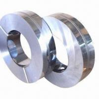 Cheap TP 310 Cold-rolled Stainless Steel Strips, Applicable for Construction and Building Industry for sale