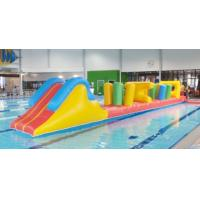 Indoor Swimming Pool Games Inflatable Obstacle Course For Sale Of Inflatablezorbball