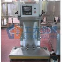 Cheap Beer keg washing, filling unity machine for sale