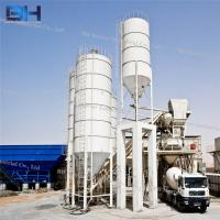 China Advanced Concrete Batching Plant With Easy Operated Control System on sale