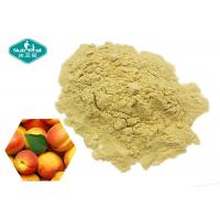 China 100% Natural Freeze Dried Apricot Fruit And Vegetable Powder Vitamin A / B17 Supplements on sale