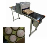 Electrical Egg Industrial Inkjet PrinterWith 0 - 5 Mm Printing Distance