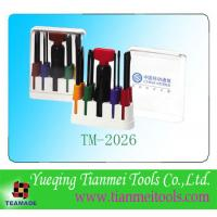 10 piece promotional tool set idea for business cooperation, advertising