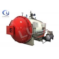 Cheap Giant Composite Autoclave High Configuration With Double Interlocking for sale