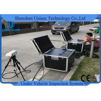 Cheap High Safety Under Vehicle Surveillance System UVSS Mobile Type Dynamic Imaging UV300M wholesale