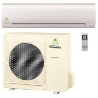 Cheap Low Pitched 18000 BTU Split Air Conditioner Auto Protection Easy To Install for sale