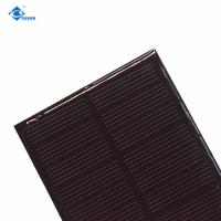 China 5V PET Laminated Mini Solar Cell With Durable Weatherproof PCB Board on sale