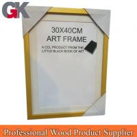 China 2014 engraving 4x6 wood picture frames on sale