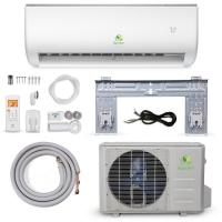 Cheap Dehumidification Wall Mounted Reverse Cycle Air Conditioner LED Digital Display for sale
