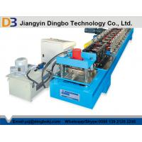 Cheap high efficiency Automatic Galvanized Steel Shutter Door Roll Forming Machine for sale
