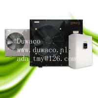 Cheap air source water heater, air source heat pump boiler for sale