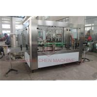 China Large Capacity Plastic Bottle Filling Machine Wil PLC Controller 8000BPH on sale