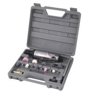 China 16pc 1/4 (6mm) Air Die Grinder Kit on sale