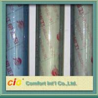 Cheap Vinly Clear Plastic Sheet Transparent PVC Sheet 10-100m / Roll for sale