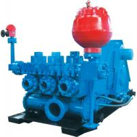 Cheap Either Splash / Pressure Lubricated Solid Control Equipment 3 NB Series Mud Pump for sale