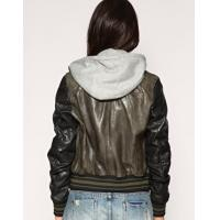 China Trench hooded coat for women on sale