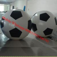 Cheap Giant inflatable soccer ball for sale