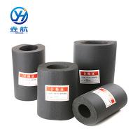 China NBR Foam Rubber Tubes|Rubber Foam Insulation Pipe|Flexible Foam Tube|Black High Quality Heat Insulation Material on sale