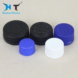 Cheap 24 / 400 28 / 400 Plastic Bottle Screw Caps Pill Capsule Bottle Cover Cap for sale