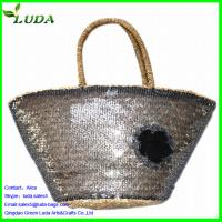Cheap purses for sale cute natural woven straw tote bags for sale