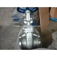 China API stainless steel gate valve on sale